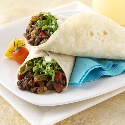 Mayan Soft Taco