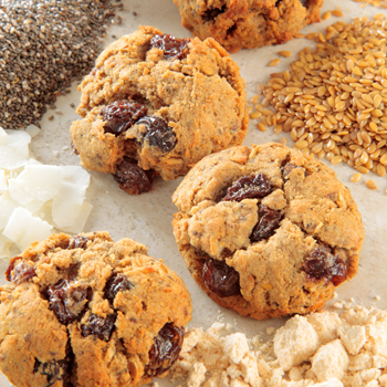 GLUTEN FREE COCONUT RAISIN COOKIE