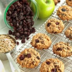3 O'Clock California Raisin Cookies