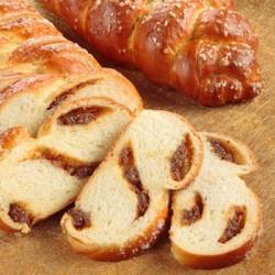 Raisin Stuffed Challah Bread