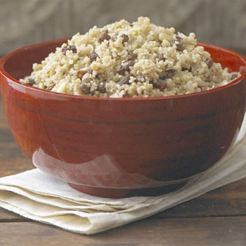 Raisin and Bulgur Wheat Stuffing » California Raisins - Sweet ...
