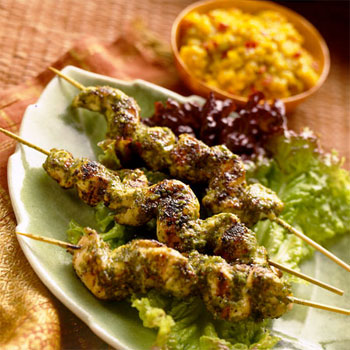 Marinated-Grilled-Chicken-Skewers-with-California-Raisin-Sambal--350x350