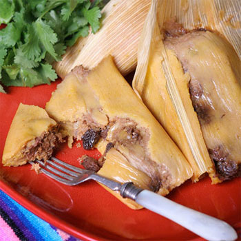Pumpkin-Tamales-Shredded-Beef-California-Raisins-350x350