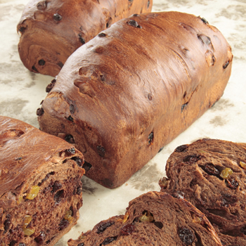 Chocolate-Raisin-Bread