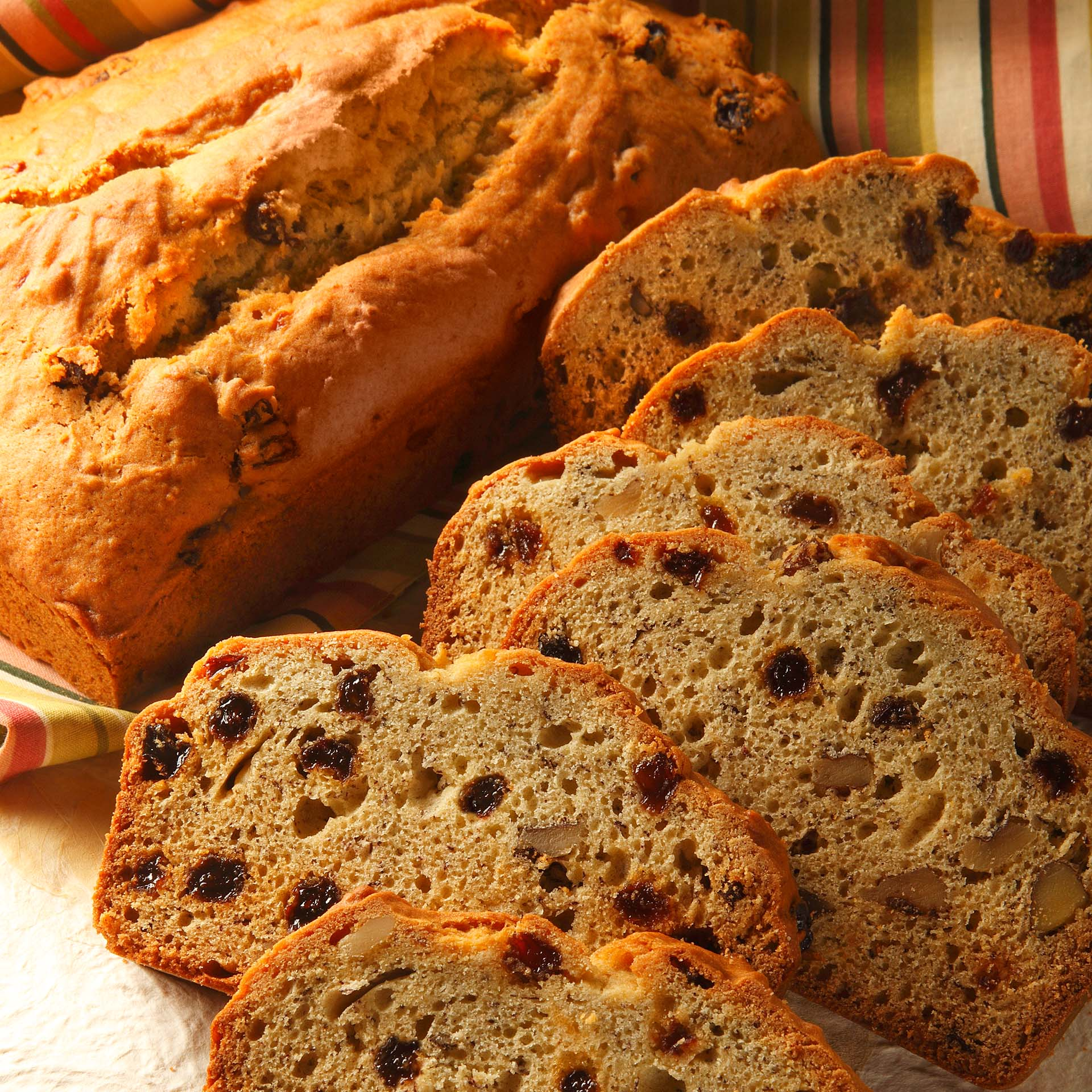 Raisin Banana Bread California Raisins